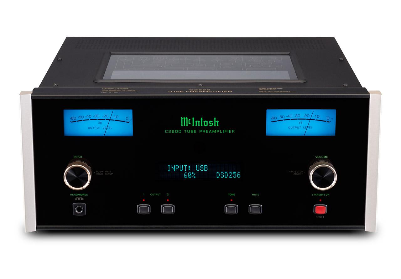 McIntosh C2600 - Audio Video Logic